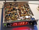 Таурус 20 изработен од Стефан Милојчевски Z34MSP кој има само 15 години