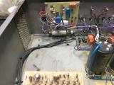 Засилувачот изработен од Петковскиспакуванво кутија од стар германски разгласен систем на напон 2x 48V
