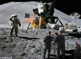 Дали Стенли Кјубрик го лажирал лажното спуштање на луѓе на Месечината?
