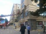 Демонтажа на фасадни облоги