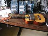 Слика 2 – Модерна реплика на гитарата од George Breed.