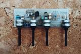Изработениот Hi-Fi стерео предзасилувач – B96 пред вградување во соодветна кутија