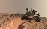 Роверот Кјуриосити на НАСА