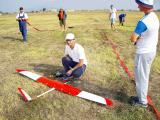 Победник на КУП Кавадарци Драган Цветановски Ф5Ј РУ електромоторна едрилица