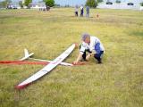 Мерење на растојание до целта во дисциплината прецизно слетување