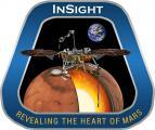 Логото на мисијата InSight