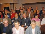 Публиката во исчекување на проекцијата