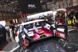 Поглед во задниот дел на концепт-моделот Fiat Concept Centoventi