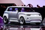 Концепт-моделот Fiat Concept Centoventi