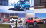 Претставување на моделите Renegade и Compass од Jeep