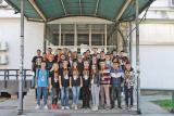 Наградените во категоријата ROBOMAC Junior. Фотографијата е преземена од ФЕИТ – Скопје