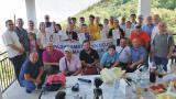 Сите учесници на радиоаматерскиот собир во Крушево