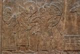 Релјеф на којшто е прикажана сцена на опсада од асирските походи