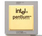 Роден е првиот Pentium процесор