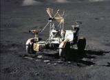 Во мисијата Аполо 15 за првпат беше употребен месечевиот ровер