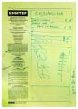 Скици за распоред на содржината и податоците од импресумот на пробниот отпелаток