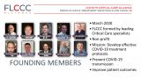 Алијансата FLCCC е основана во март 2020. Нејзините членови заедно имаат повеќе од 200 години професионално искуство и објавиле над 2000 peer-рецензирани трудови.