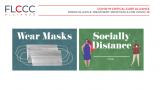 Носењето маски и одржувањето дистанца се суштински компоненти на протоколот. Истражувањата покажаа дека маската ги штити и останатите, но и самиот носител на маската.
