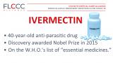 Ивермектинот е стар антипаразитен лек и се наоѓа на листата на есенцијални лекови на СЗО