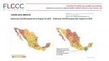 Смртноста на 100 илјади жители во Чијапас е 10 пати помала од таа за цело Мексико од август до денес.