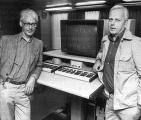 Кристен Нигард и Оле-Јон Дал, творците на програмскиот јазик Симула