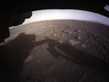Првата фотографија во боја со висока резолуција направена од камерите на роверот Персеверанс