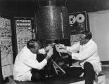 Првиот комерцијален сателит Интелсат 1