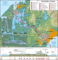 Рутата на Панамскиот Канал