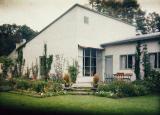 Автохроматска фотографија на куќа во Стокхолм, 1930 година