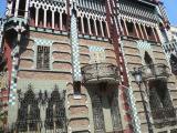 Градба од ориенталниот период на Гауди