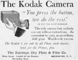 Рекламен оглас за камерата со ролна на Кодак