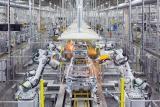 Фабриката на Волво во Кина